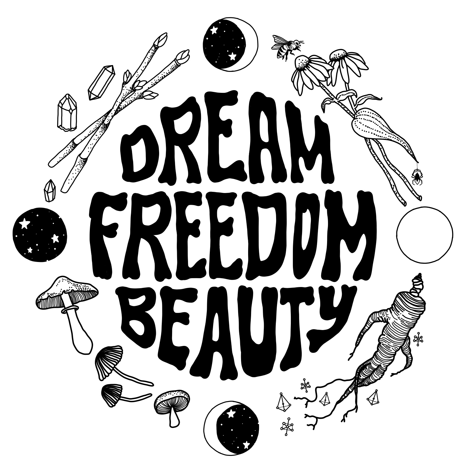 Dream Freedom Beauty with Natalie Ross